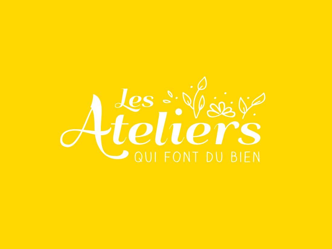 Logo - les Ateliers qui font du bien
