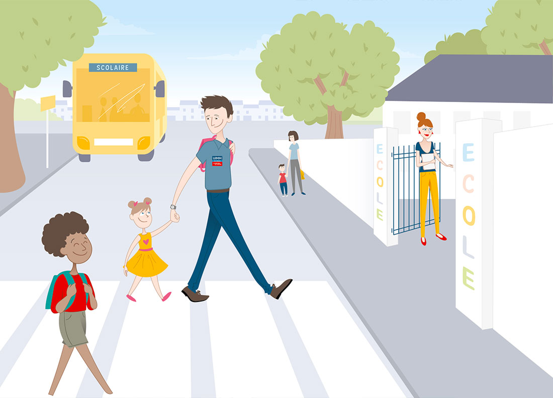 UIMM - Aménagement des horaires pour la rentrée scolaire