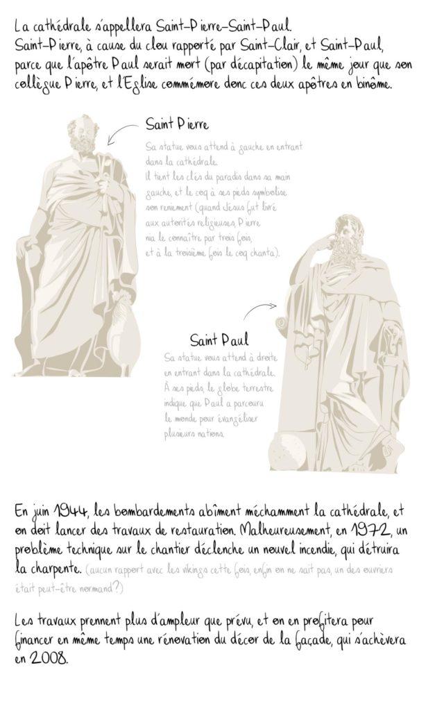 Histoire de la cathédrale de Nantes, partie 4
