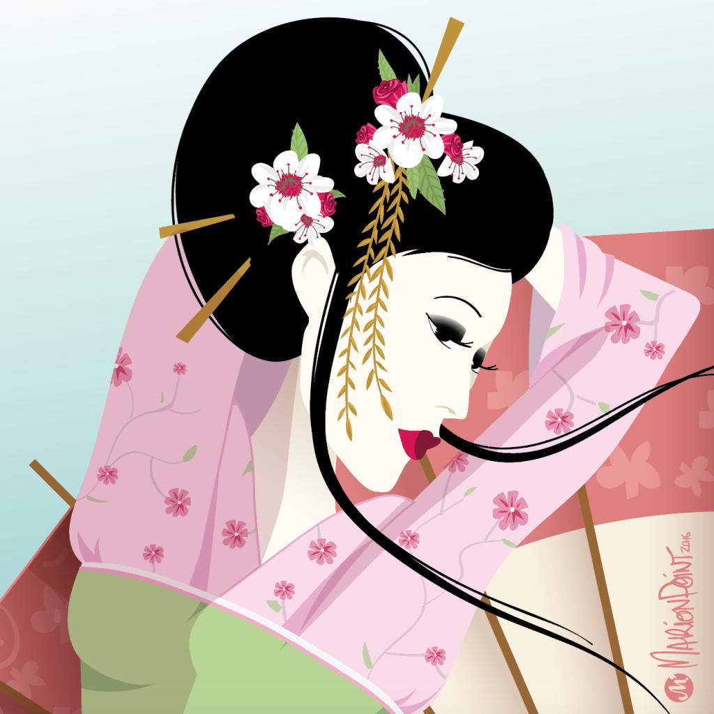Fleur de Geisha