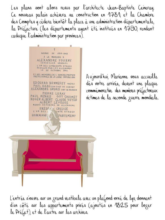 Histoire de la préfecture de Nantes, partie 2