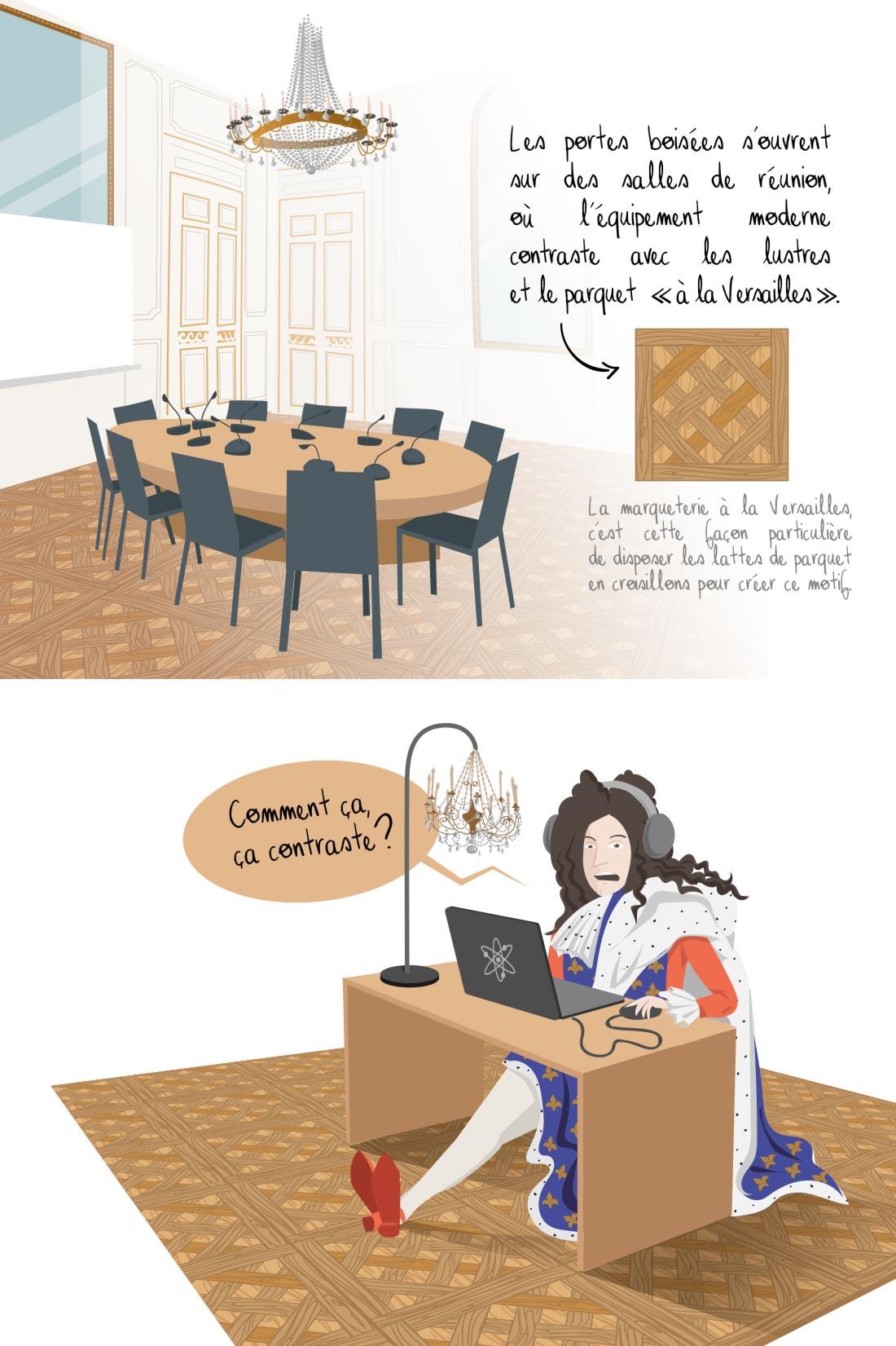 Histoire de la préfecture de Nantes, partie 5