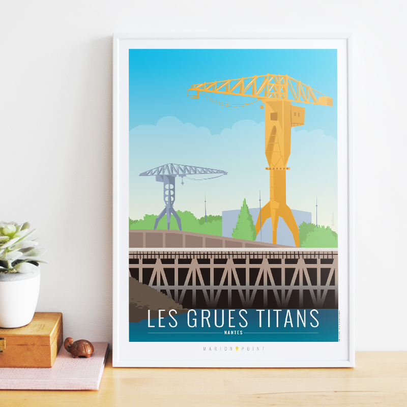 Nantes illustrée
