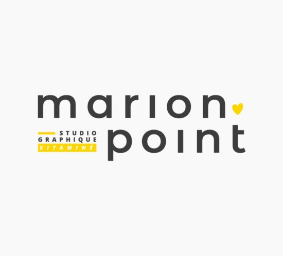 Marion Point - identité visuelle