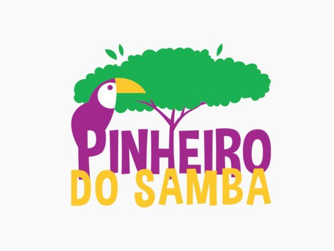 Pinheiro do Samba - identité visuelle