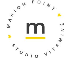 marion point - studio graphique vitaminé